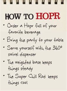 How to HOPR