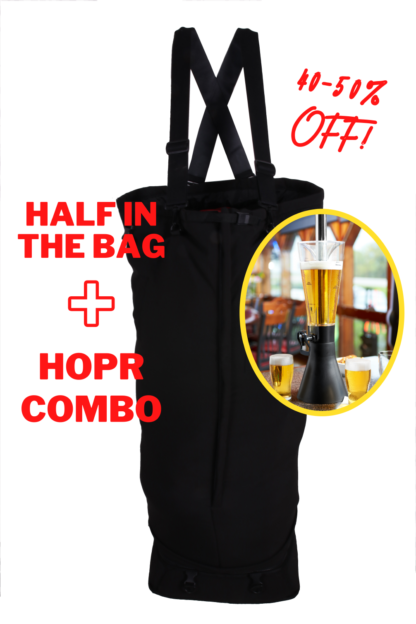 Half in the Bag and HOPR combo package